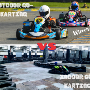 The Ultimate Debate: Outdoor vs. Indoor Go-Karting