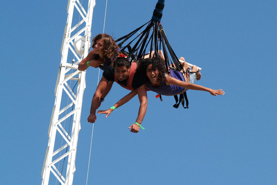 Motor World Skycoaster